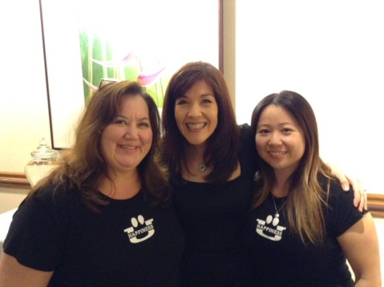 Staff: Valerie, Alice, Erin