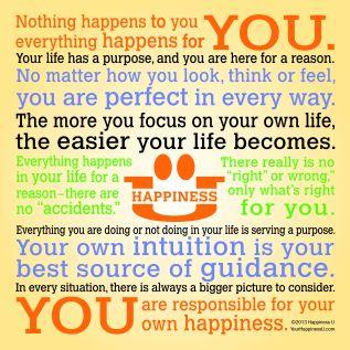 Happiness U